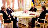 25.02.2011 - Відбулася зустріч чотирьох Президентів України